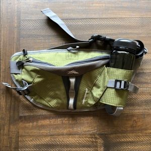 High Sierra Hydration Belt Bag